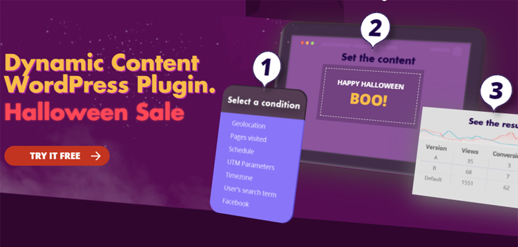 If>So v1.5.2 - Dynamic Content