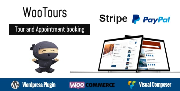 WooTour v3.3 - WooCommerce Travel Tour Booking
