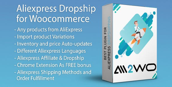AliExpress Dropshipping Business plugin for WooCommerce v1.11.4
