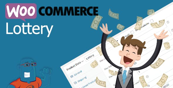 WooCommerce Lottery v1.1.27 - Prizes and Lotteries