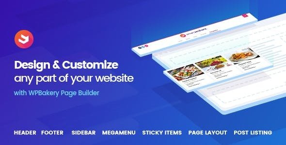 Smart Sections Theme Builder v1.5.6 - WPBakery Page Builder Addon