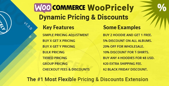 WooPricely v1.3.5 - Dynamic Pricing & Discounts