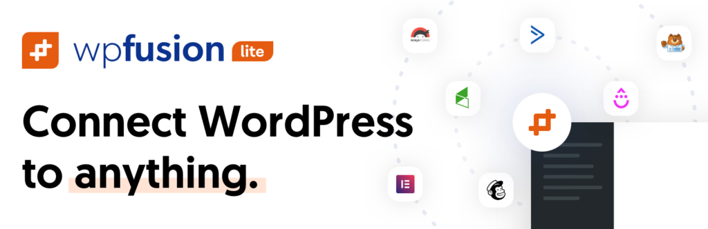 WP Fusion v3.35.12 - Connect WordPress to anything