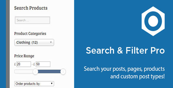 Search & Filter Pro v2.5.3 - The Ultimate WordPress Filter Plugin